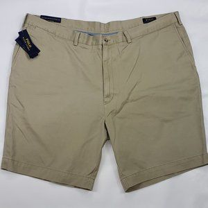 POLO RALPH LAUREN CLASSIC FIT SUFFIELD SHORTS TAN